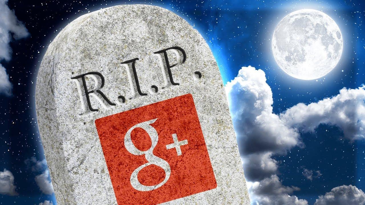 Google+ Has Left The Building